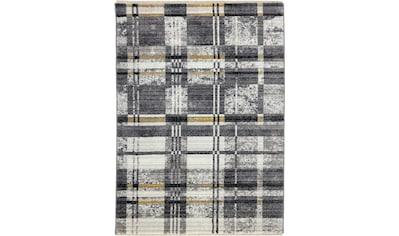 RESITAL The Voice of Carpet Teppich »ART 9100«, rechteckig, 8 mm Höhe, Kurzflor,... kaufen