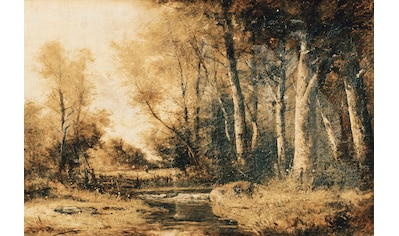 ARCHITECTS PAPER Fototapete »Atelier 47 Forest Painting 1«, Wald kaufen