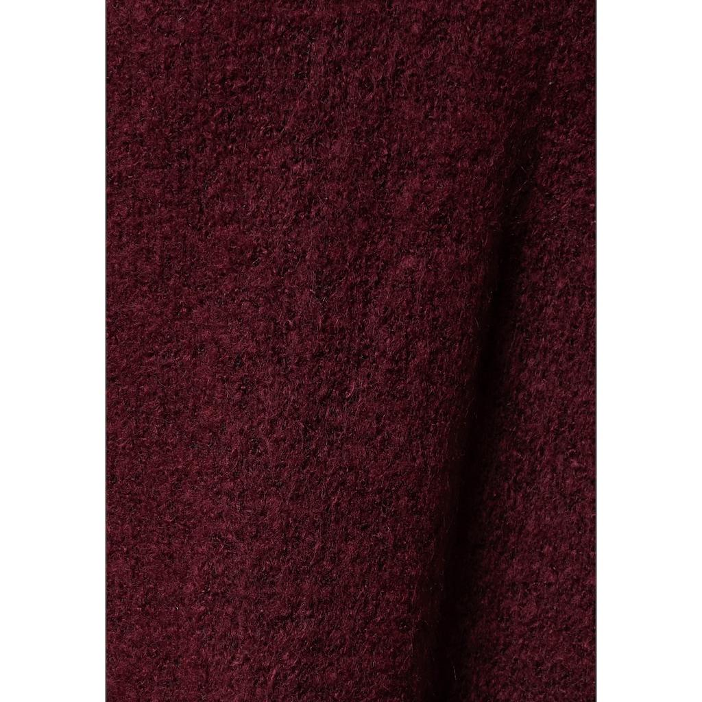 Aniston CASUAL Strickjacke, im Oversize Look