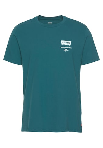 Levi's® T-Shirt »HOUSEMARK GRAPHIC TEE«, mit kleinem Batwing-Logo kaufen