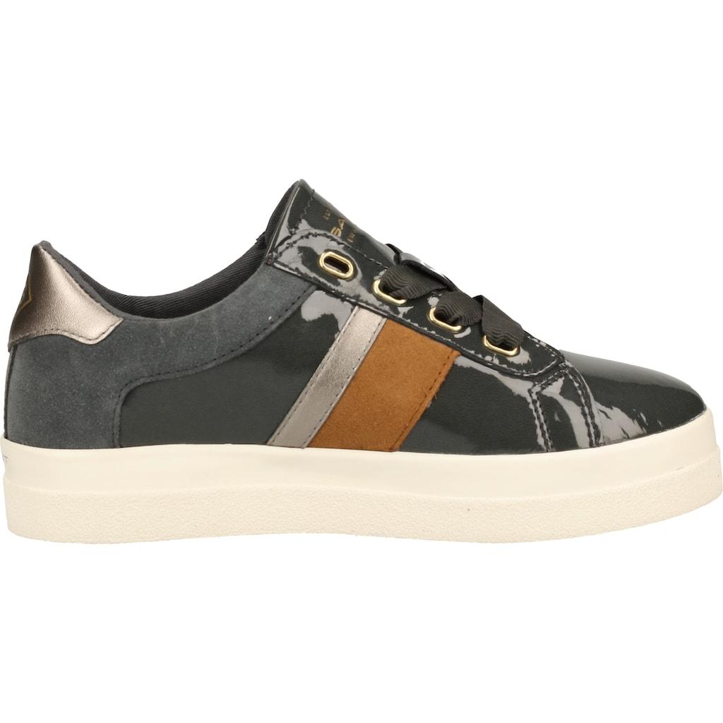 Gant Sneaker »Nubukleder«