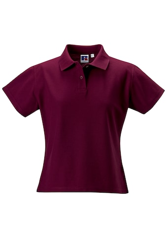 Russell Poloshirt »Damen Polo Shirt Europe Ultimate Klassik Kurzarm« kaufen