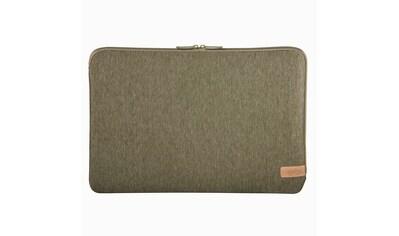 Hama Notebook - Sleeve Jersey, bis 34 cm (13,3), Oliv kaufen