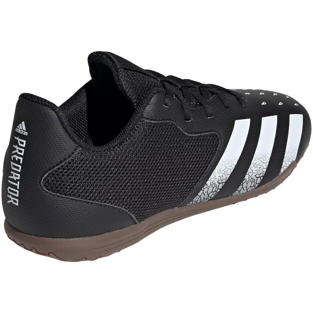 "adidas Performance Fußballschuh »PREDATOR FREAK 4 IN ""Black Pack""«"