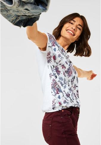 Cecil T-Shirt, mit Gummizug im Bund kaufen