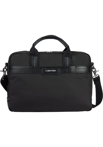Calvin Klein Messenger Bag »CK ID NYLON LAPTOP BAG W/PCKT« kaufen