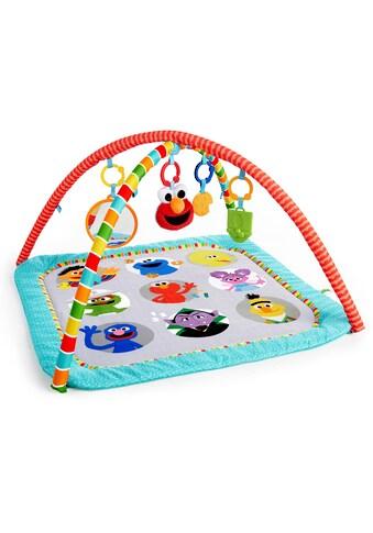 Bright Starts Spielbogen »Sesamstraße«, mit Krabbeldecke kaufen