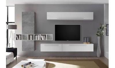 LC Wohnwand »Infinity« (Set, 9 - tlg) kaufen