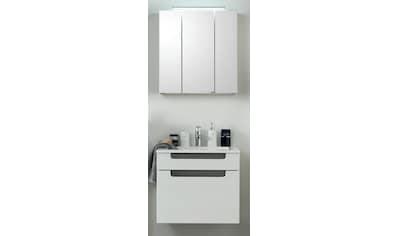 HELD MÖBEL Badmöbel-Set »Siena«, (2 St.), Spiegelschrank inklusive LED-Beleuchtung,... kaufen