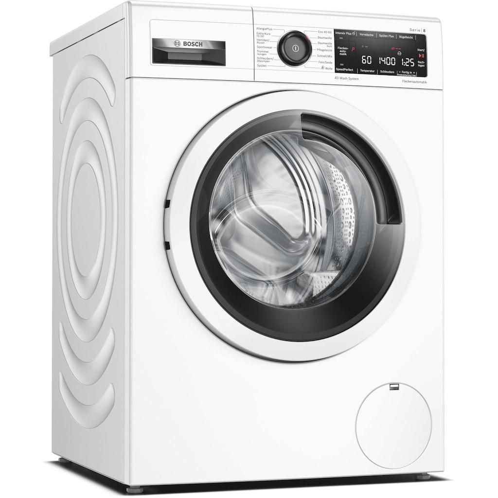 BOSCH Waschmaschine, 8, WAV28MV0