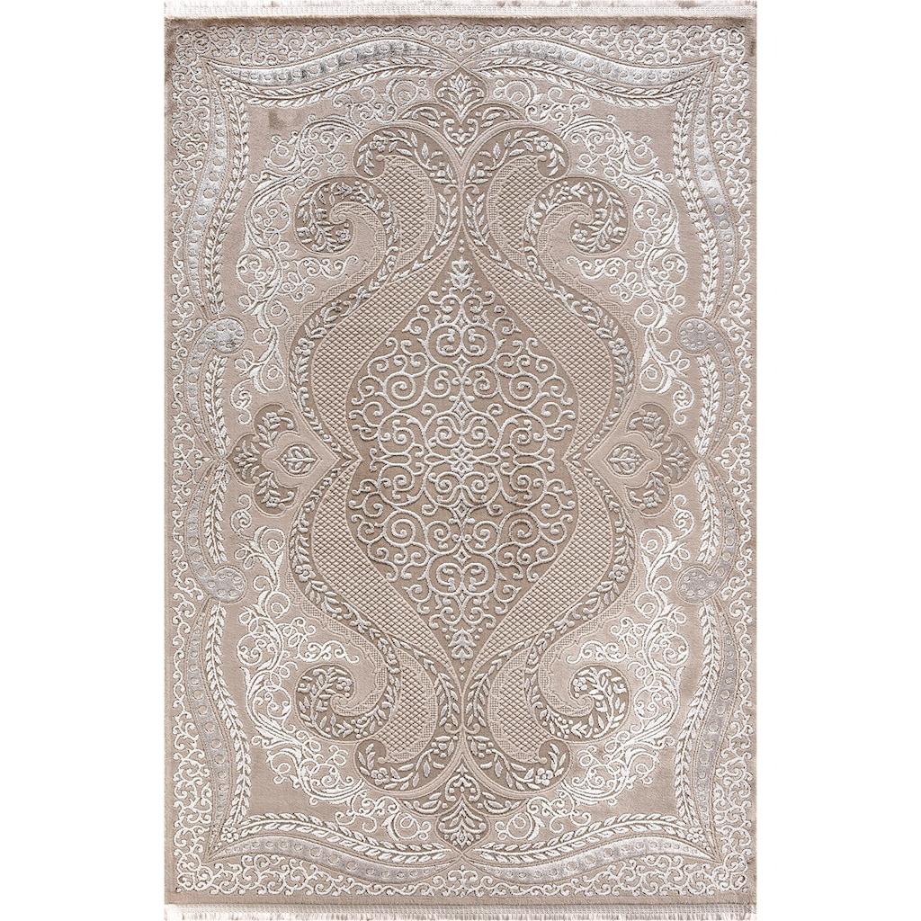 Festival Teppich »Mood 5741«, rechteckig, 11 mm Höhe, Vintage Optik, Wohnzimmer