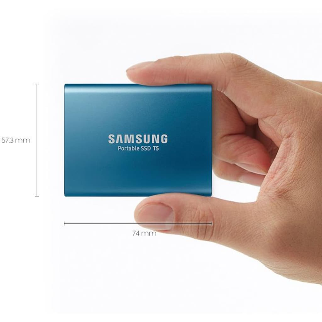 Samsung externe SSD »Portable SSD T5«