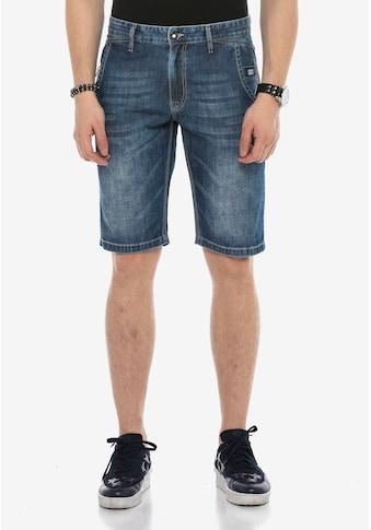Cipo & Baxx Shorts, im Regular Fit kaufen