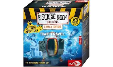 Noris Spiel »Escape Room Time Travel«, Family Edition kaufen