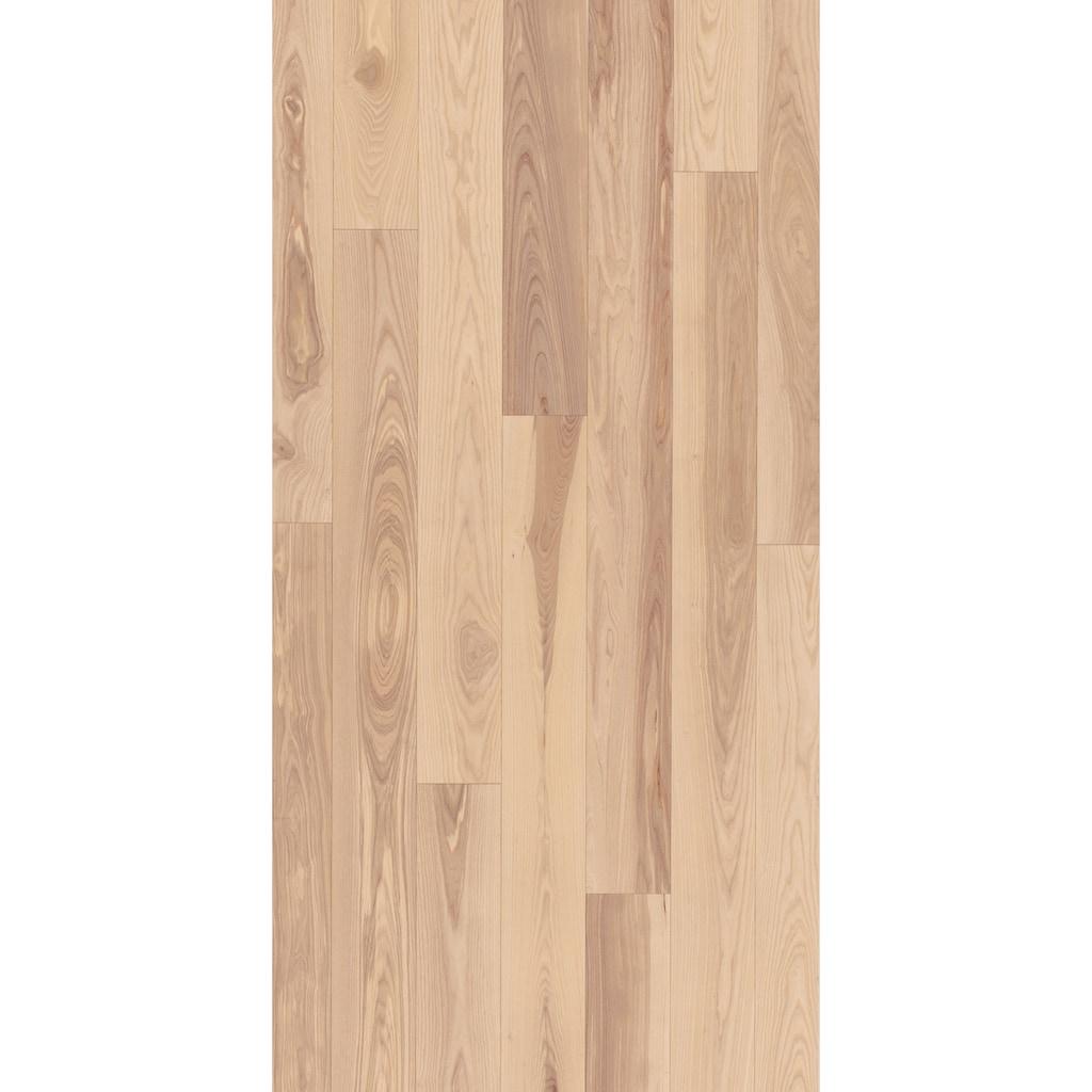 PARADOR Parkett »Classic 3060 Living - Esche, geölt«, Klicksystem, 2200 x 185 mm, Stärke: 13 mm, 3,66 m²