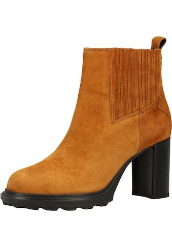 Geox High - Heel - Stiefelette »Veloursleder/Textil« kaufen