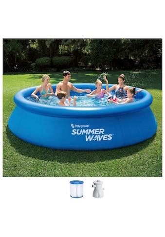 SummerWaves Rundpool, ØxH: 366x76 cm kaufen