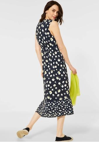 Cecil Sommerkleid, mit floralem Druckmuster kaufen