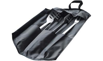Enders Grillbesteck-Set »Premium«, Edelstahl, 3er-Set inkl. Tasche kaufen