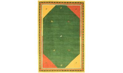 Wollteppich, »GABBEH DESERT«, morgenland, rechteckig, Höhe 19 mm, manuell geknüpft kaufen