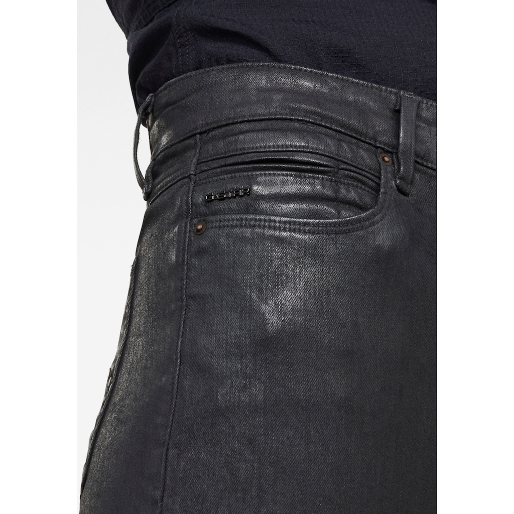 G-Star RAW Skinny-fit-Jeans »G-Star Shape Studs High Super Skinny Jeans«, Münztasche mit doppelter Paspel am Eingriff