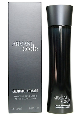 "Giorgio Armani After - Shave ""Code Homme"" kaufen"