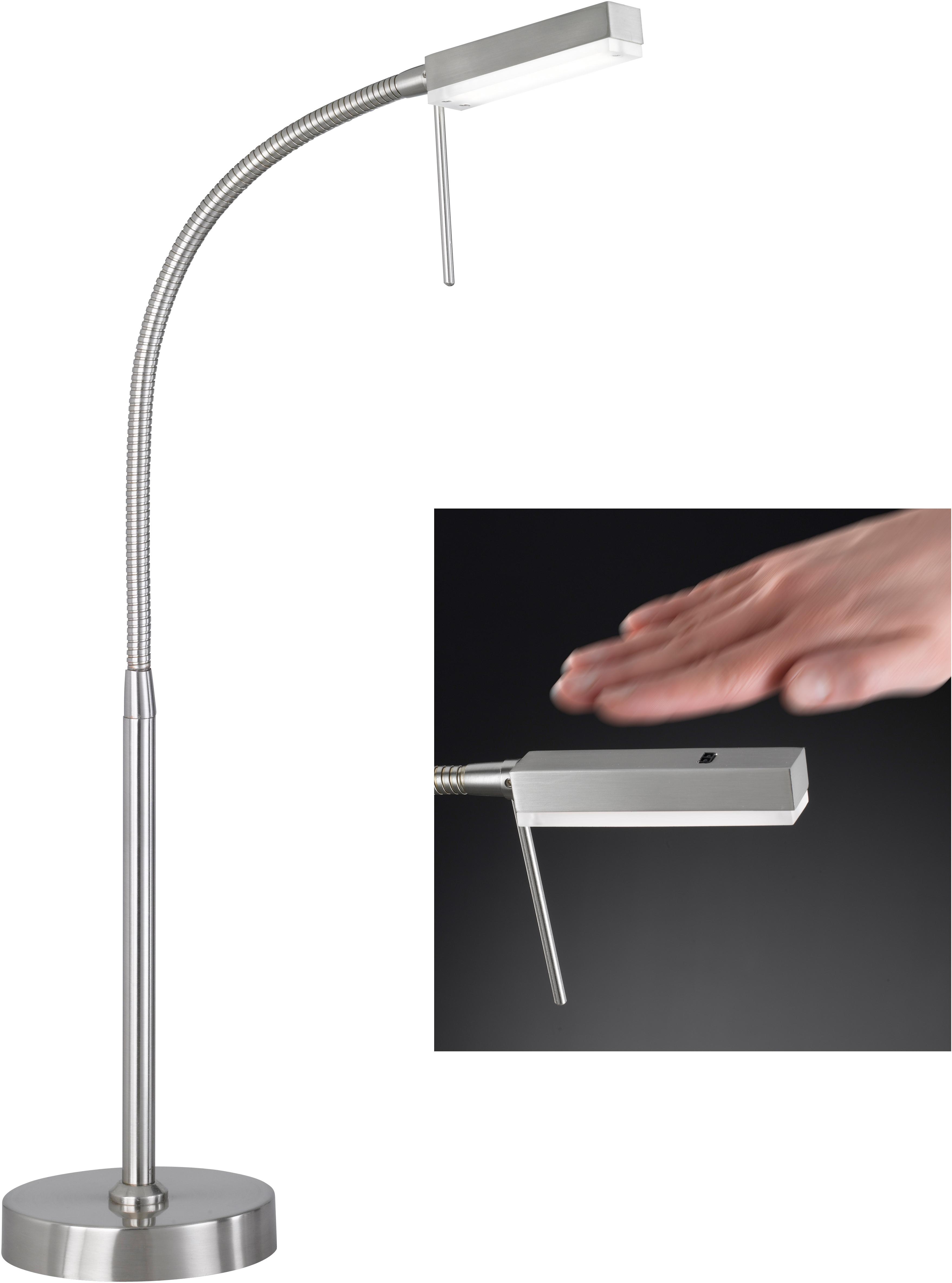 FISCHER & HONSEL LED Tischleuchte Raik, LED-Modul, Warmweiß