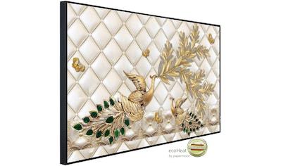 Papermoon Infrarotheizung »Muster mit Vögeln«, sehr angenehme Strahlungswärme kaufen