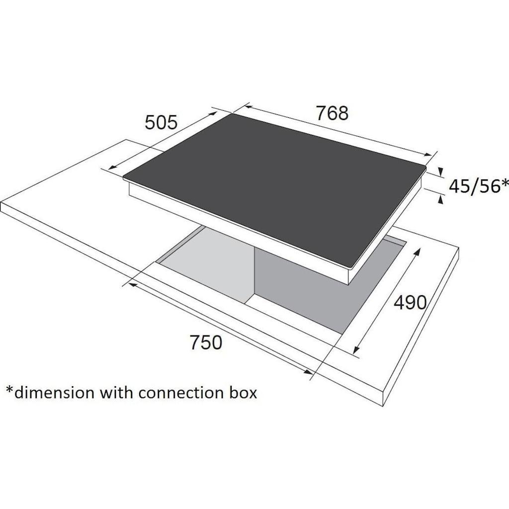 Amica Elektro-Kochfeld »KMC 745 100 E«, KMC 745 100 E