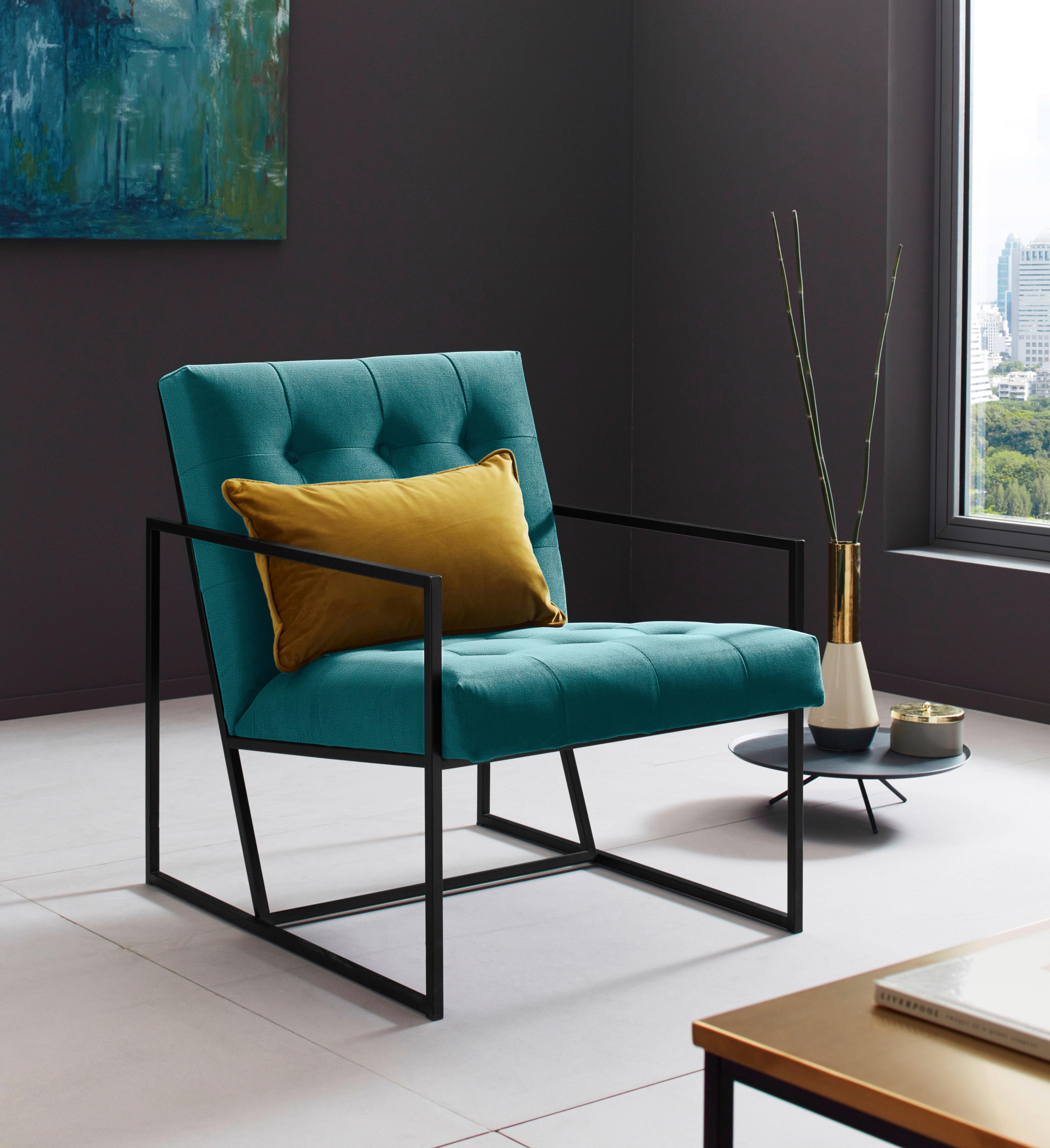 Places of Style Sessel Lounge-Chair Till