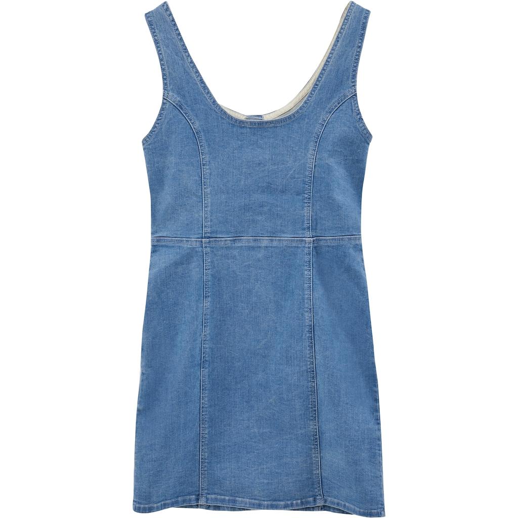 LTB Sommerkleid »JAYLA«, mit durchgehender Knopfleiste