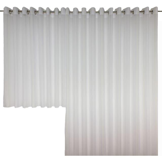 Vorhang, »CHARLOTTE«, Wirth, Ösen 1 Stück