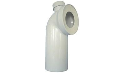 CORNAT WC - Ablaufbogen 90°, mit Stutzen 40/50 mm kaufen