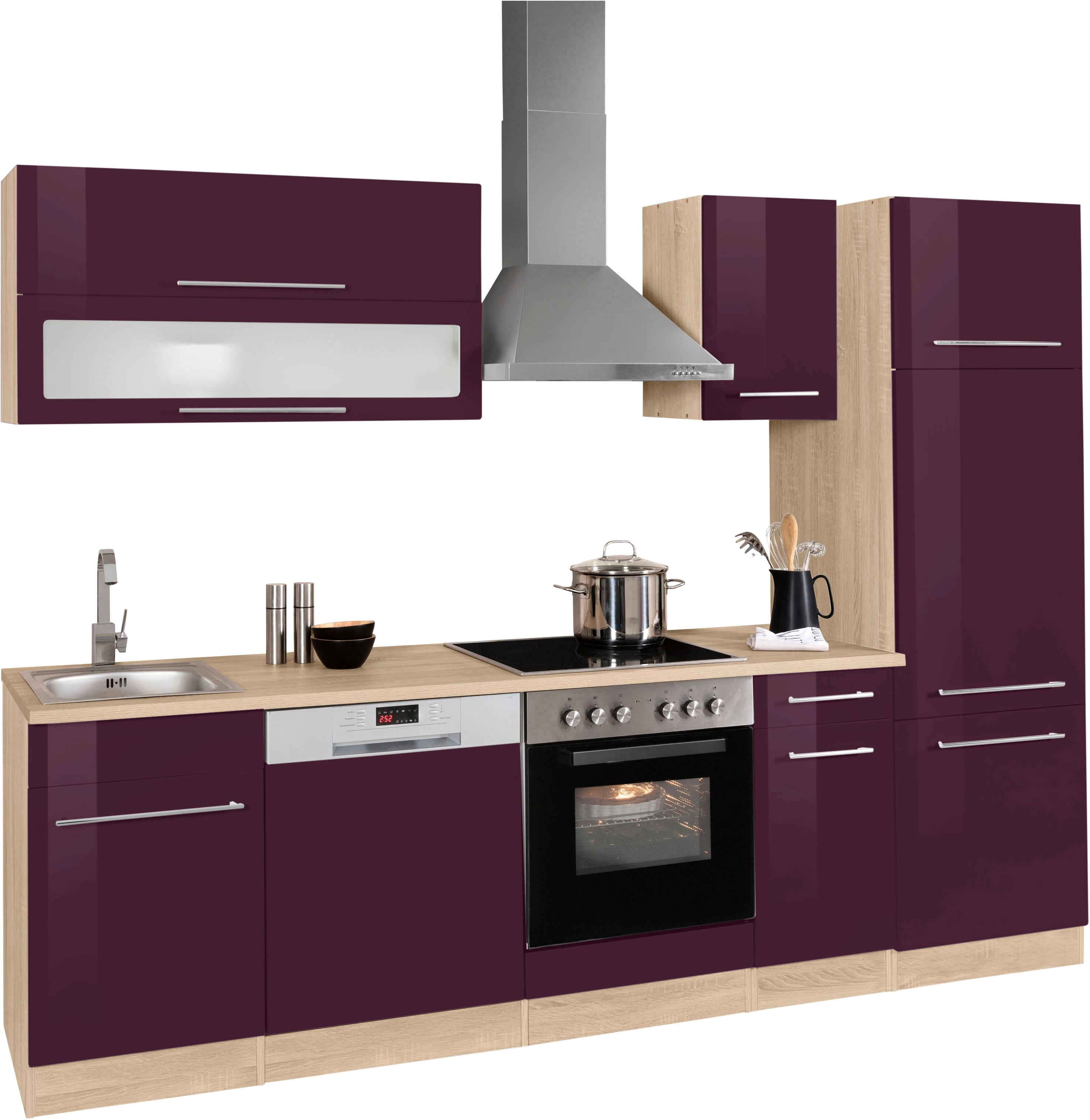 held m bel k chenzeile eton auf rechnung bestellen baur. Black Bedroom Furniture Sets. Home Design Ideas