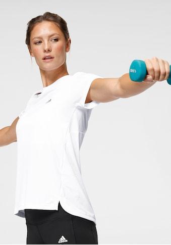 adidas Performance T-Shirt »W 3 STRIPES TEE« kaufen