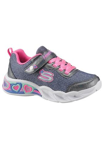 Skechers Kids Sneaker »Blinkschuh SHIMMER BEAMS  -  SPORTY GLOW« kaufen