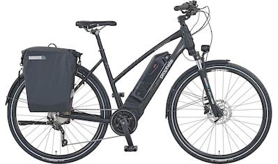Prophete E-Bike »Prophete PowerEdition Damen«, 10 Gang, Shimano, Deore XT, Mittelmotor 250 W kaufen