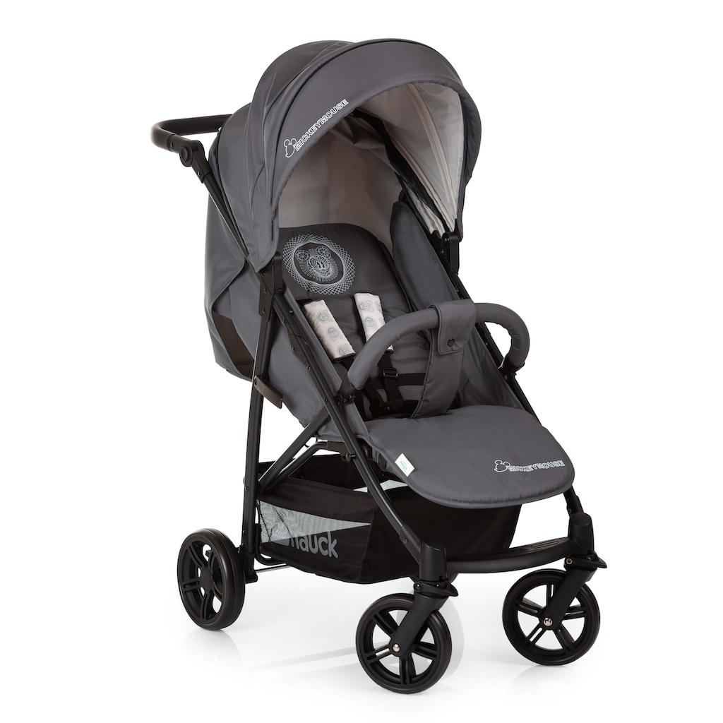 Hauck Kombi-Kinderwagen »Rapid 4X Mickey Cool Vibes«, mit schwenk- und feststellbaren Vorderrädern; Kinderwagen