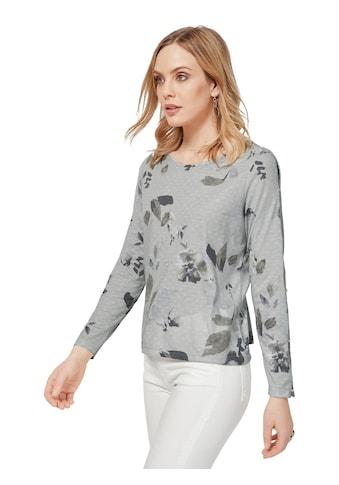 création L Shirt mit floralem Druck kaufen