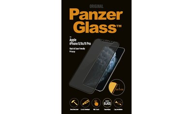 PanzerGlass Schutzglas »Privacy Case Friendly Apple iPhone X/XS/11 Pro« kaufen