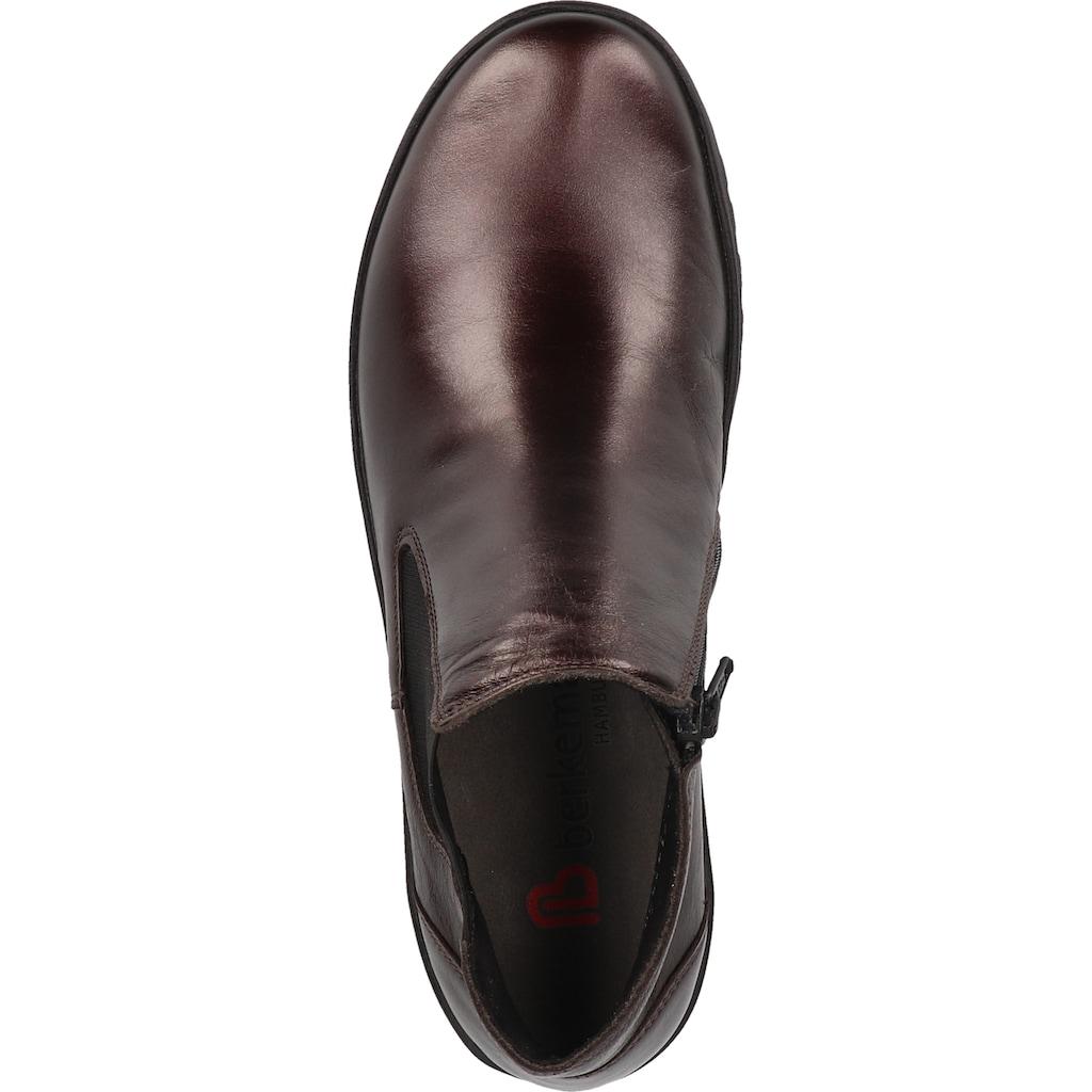 BERKEMANN Stiefelette »Leder/Textil«