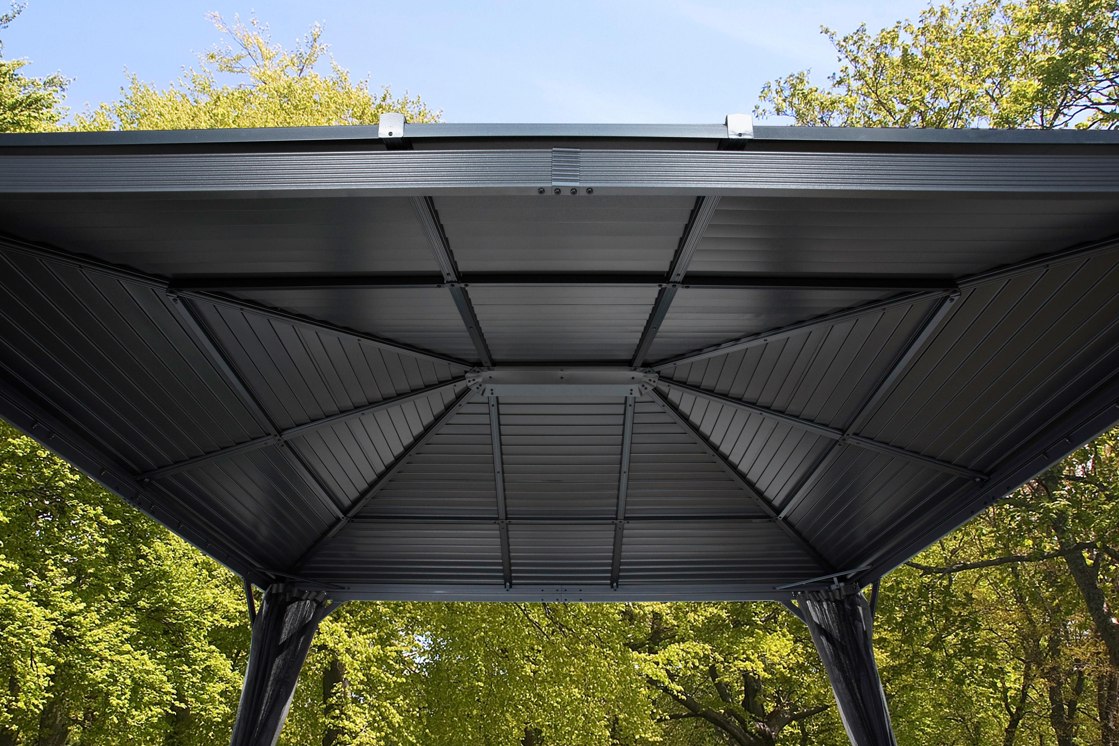 Sojag Pavillon Ventura, in versch. Größen günstig online kaufen