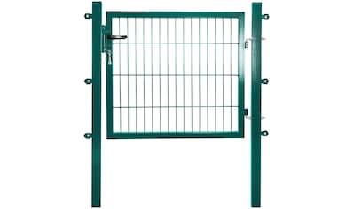 Gartentor , LxH: 1x0,8 m, grün kaufen