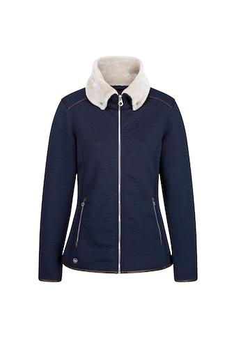 Regatta Fleecejacke »Damen Tayla Kunstfell-Kragen Fleece Jacke« kaufen