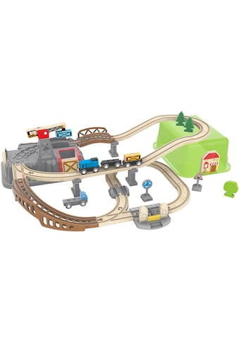 Hape Spielzeug-Eisenbahn »Eisenbahn-Baukasten« kaufen