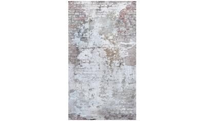 Bodenmeister Fototapete »3d Effekt Steinwand Vintage« kaufen