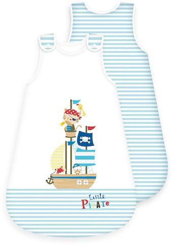 Weißt du eigentlich, wie lieb ... Babyschlafsack »Little Pirate«, (1 tlg.) kaufen