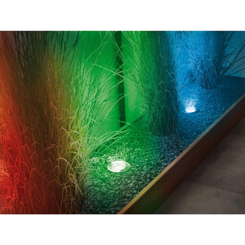 Paulmann,LED Einbauleuchte»Outdoor Plug & Shine BodenEBL«,