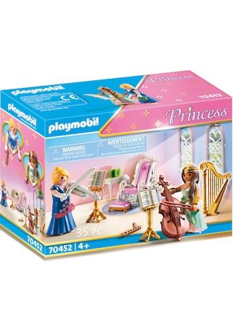 "Playmobil® Konstruktions - Spielset ""Musikzimmer (70452), Princess"", (35 - tlg.) kaufen"