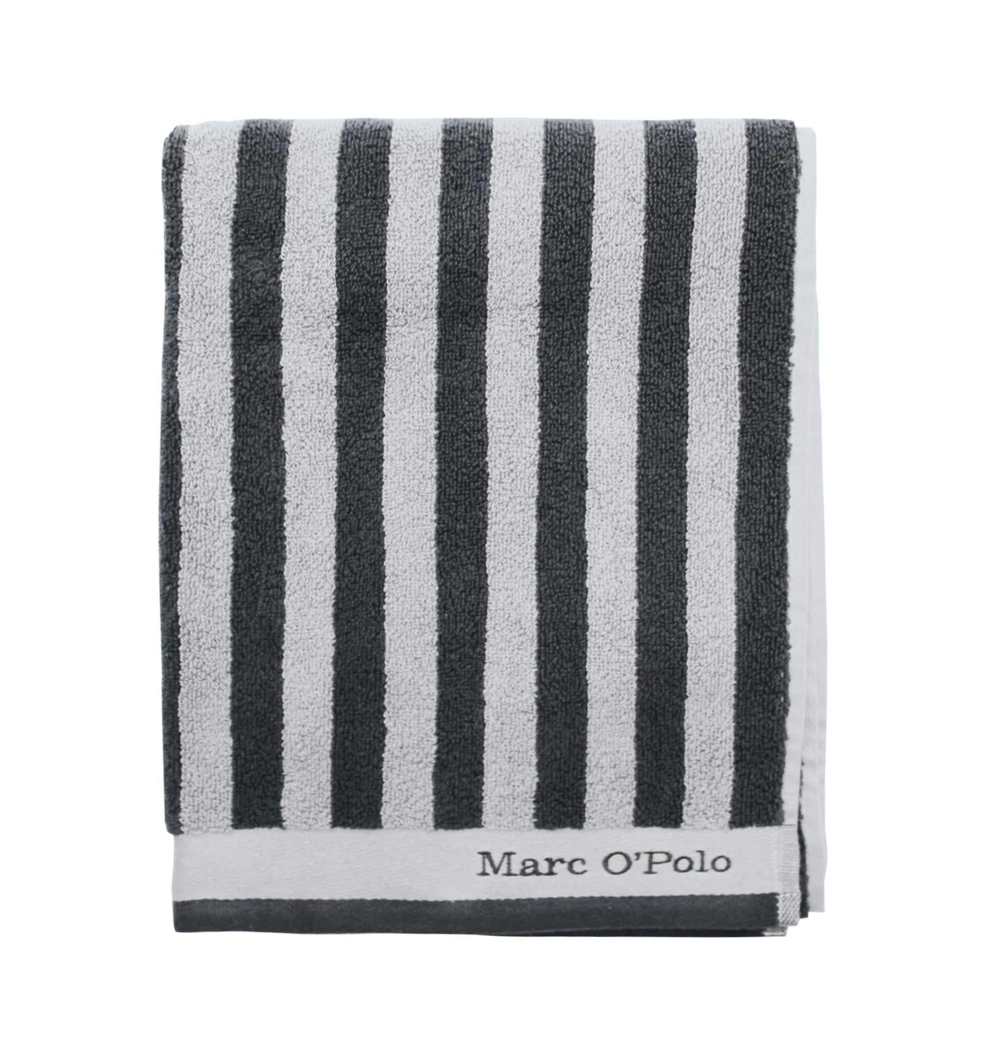 Badetuch Marc O´Polo Classic Stripe im klassischen Streifen Design